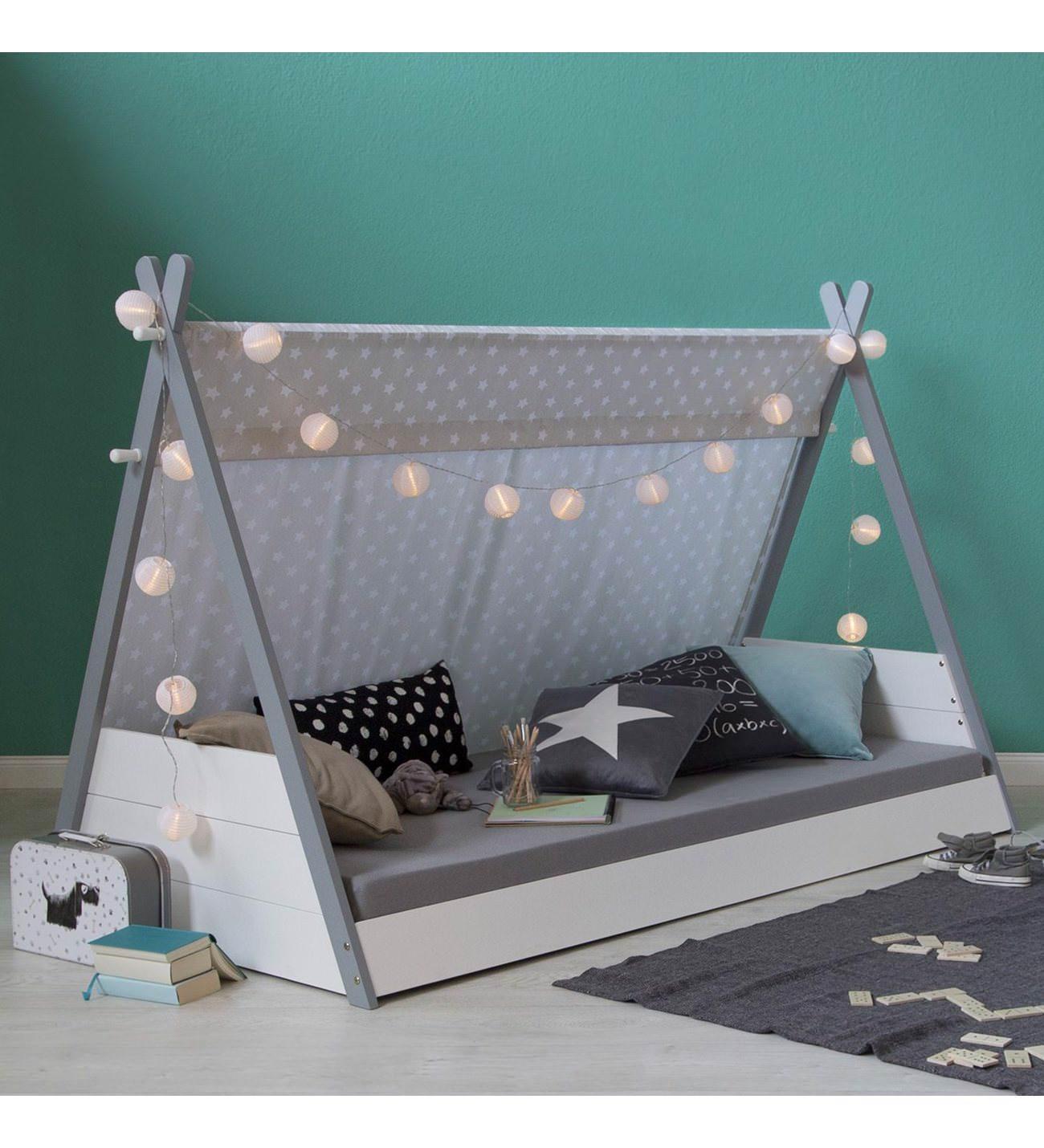 نور پردازی تخت کودک
